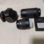 【写真】一眼レフカメラ買っちゃった!Nikon D5600!流し撮り最高に楽しい